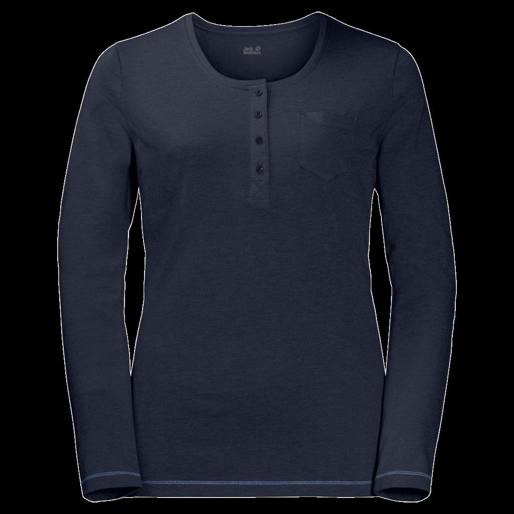 Jack Wolfskin Essential Shirt Dames
