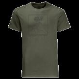 Jack Wolfskin Peak T-Shirt Heren