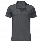 Jack Wolfskin Travel Polo Heren