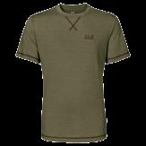 Jack Wolfskin Crosstrail T-Shirt Heren