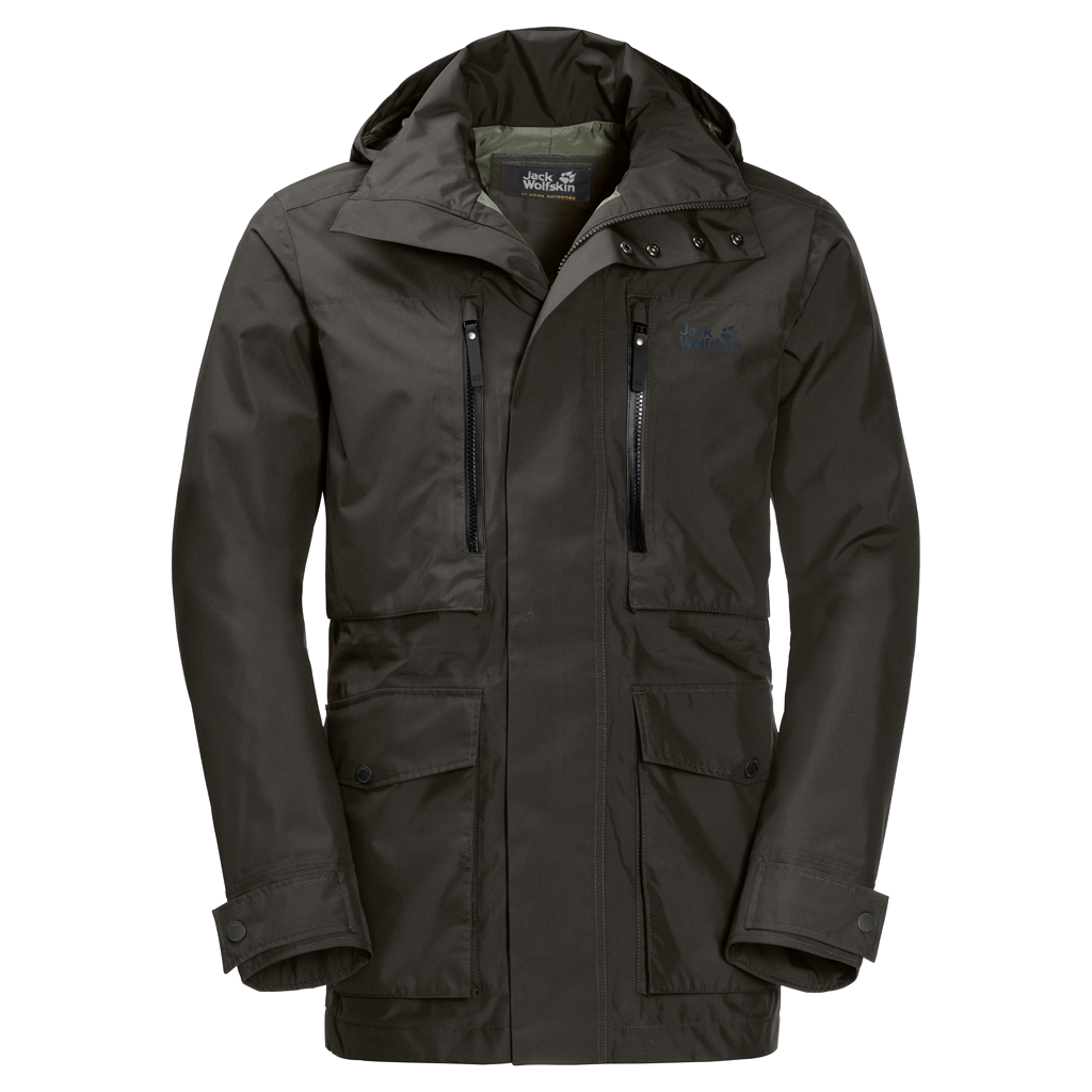 Jack Wolfskin Bridgeport Jas Heren