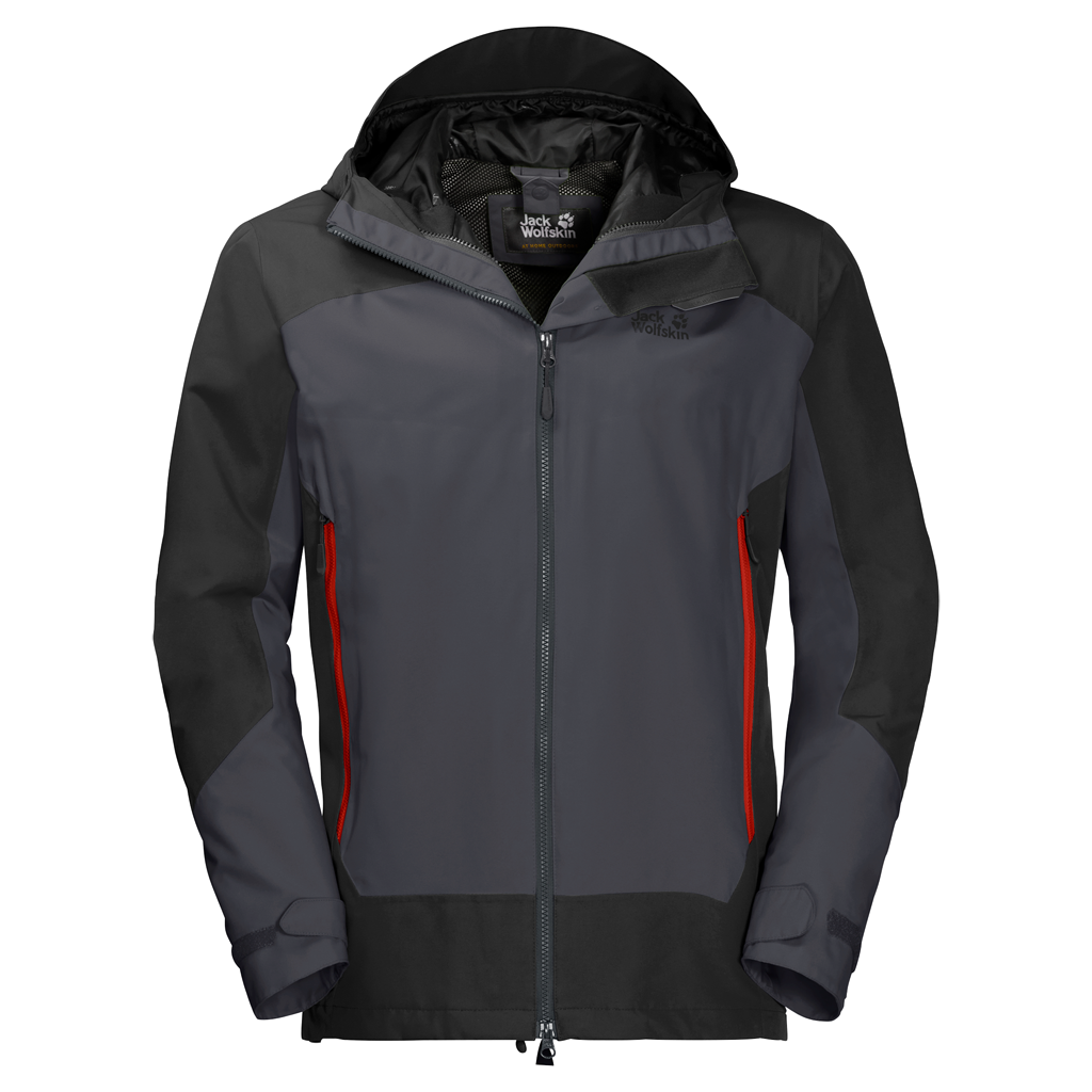 Jack Wolfskin North Slope Jas Heren