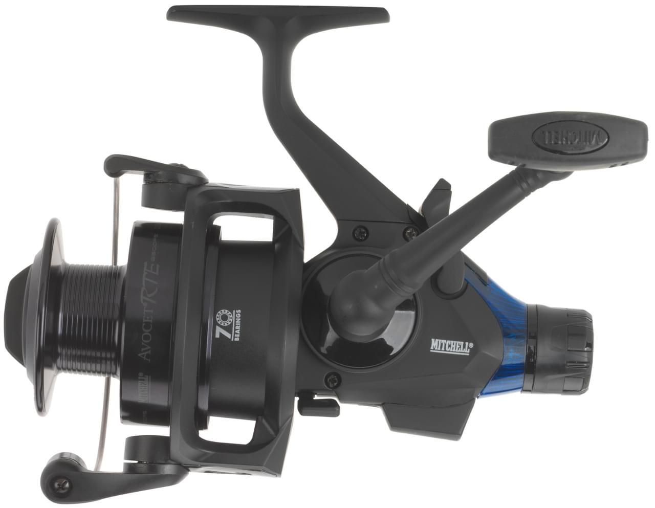 Mitchell Avocet 6500 FS RTE Black Edition Baitrunner