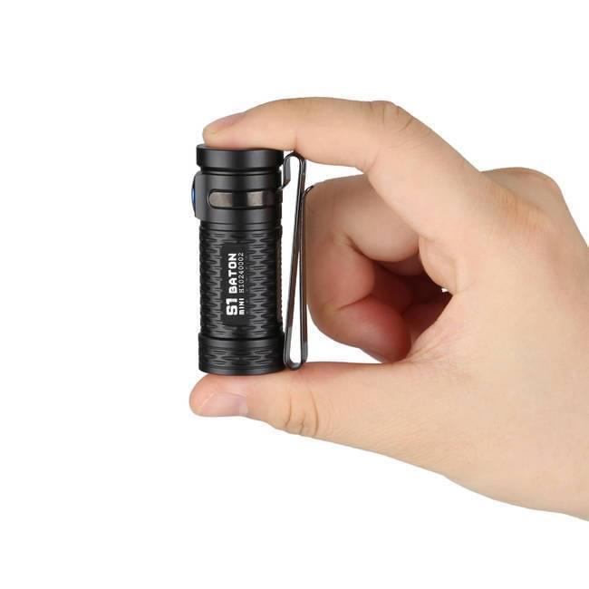 Olight S1 Mini Baton Oplaadbare Zaklamp