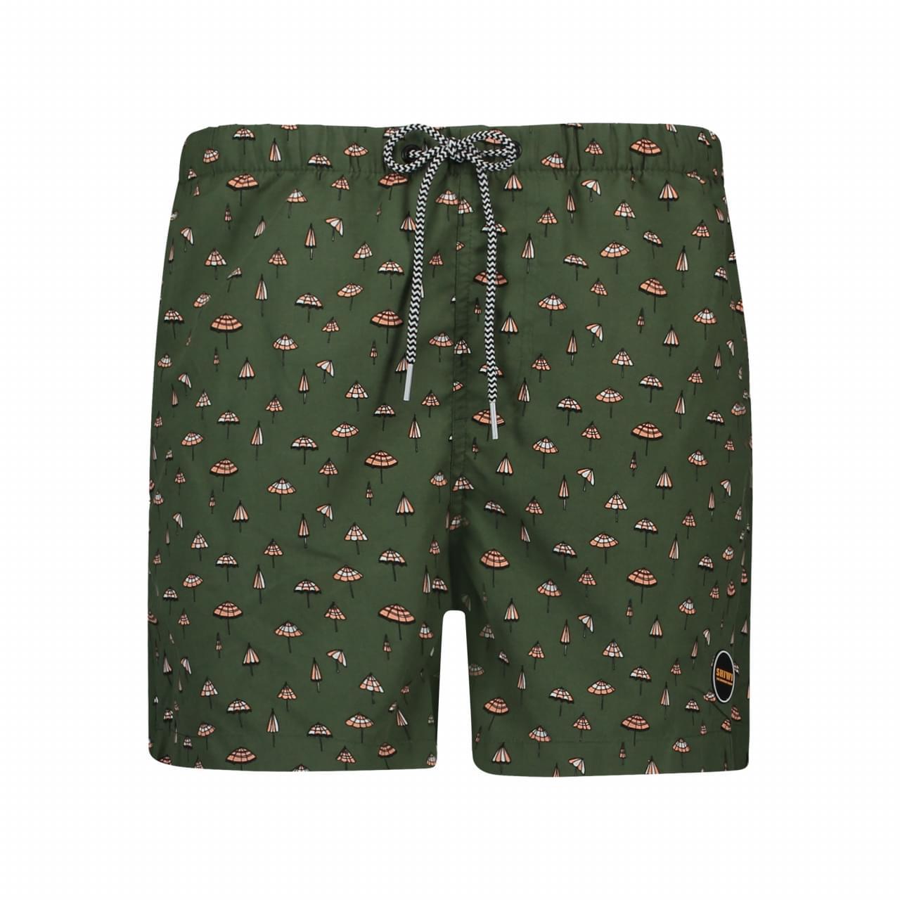 SHIWI Swim Short Umbrella Zwembroek Heren
