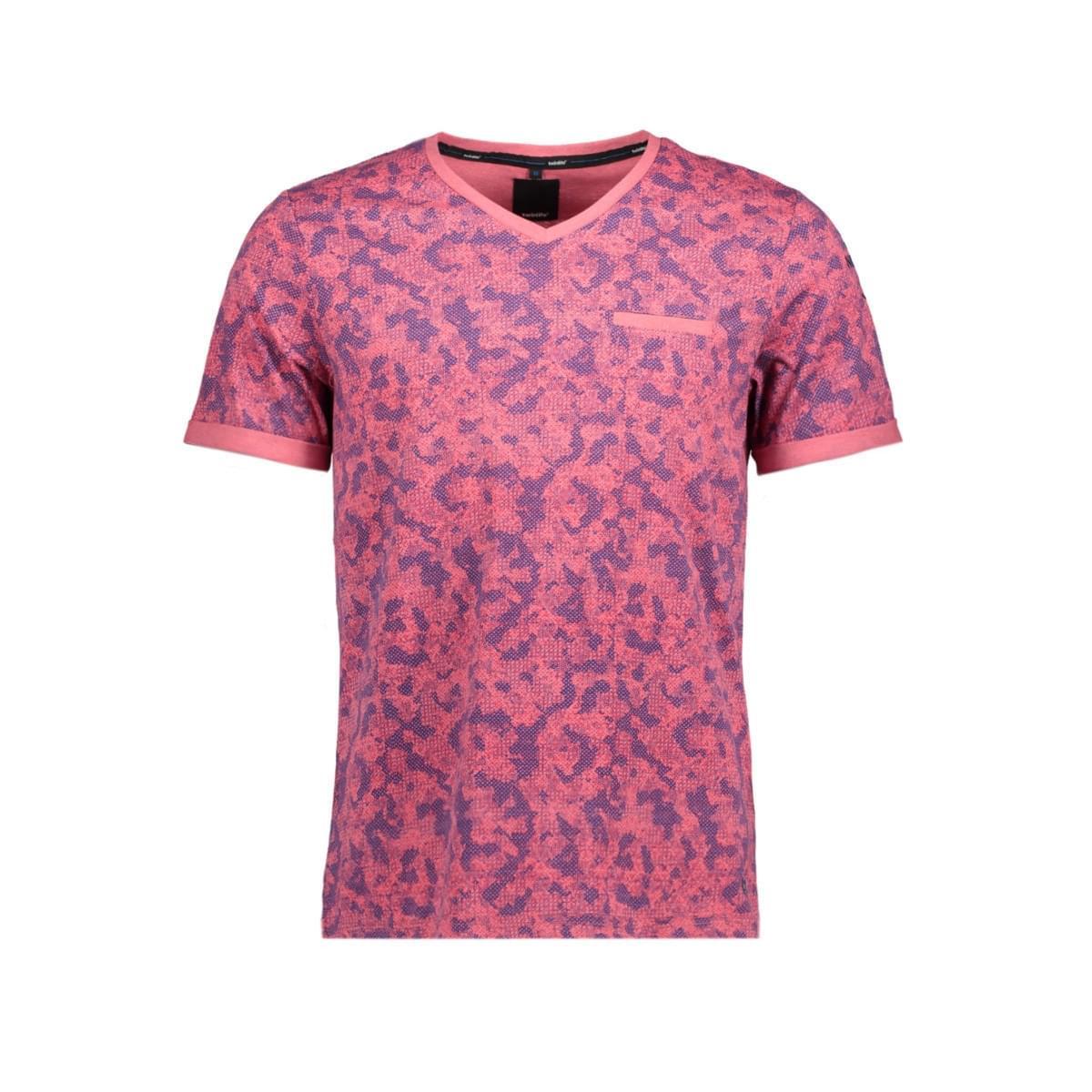 Twinlife T-Shirt Regular Heren