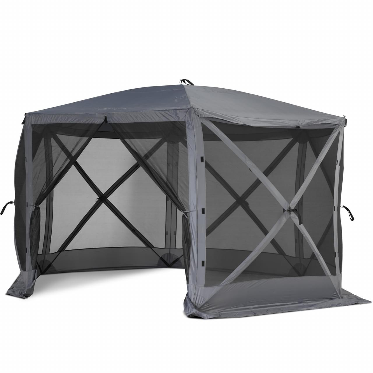 Bardani Quick Lodge 6 Partytent - Grijs