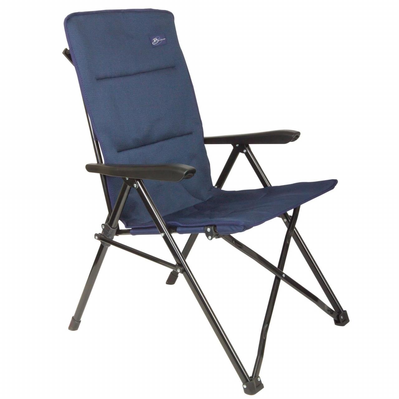 Bardani Monschau 3D Comfort Campingstoel - Blauw