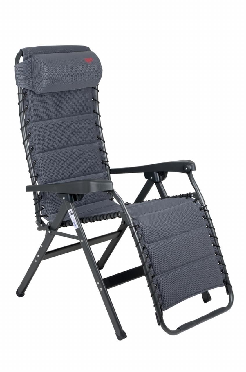 Crespo AP-232 Air DeLuxe Relaxstoel - Grijs