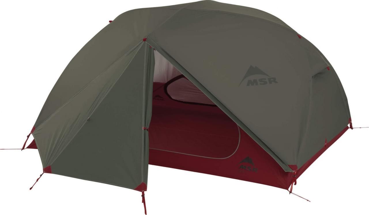MSR Elixir 3 - 3 Persoons Tent - Groen