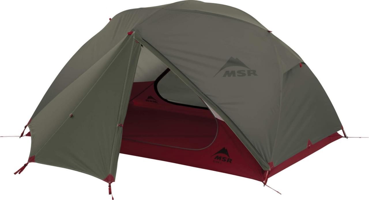 MSR Elixir 2 - 2 Persoons Tent - Groen