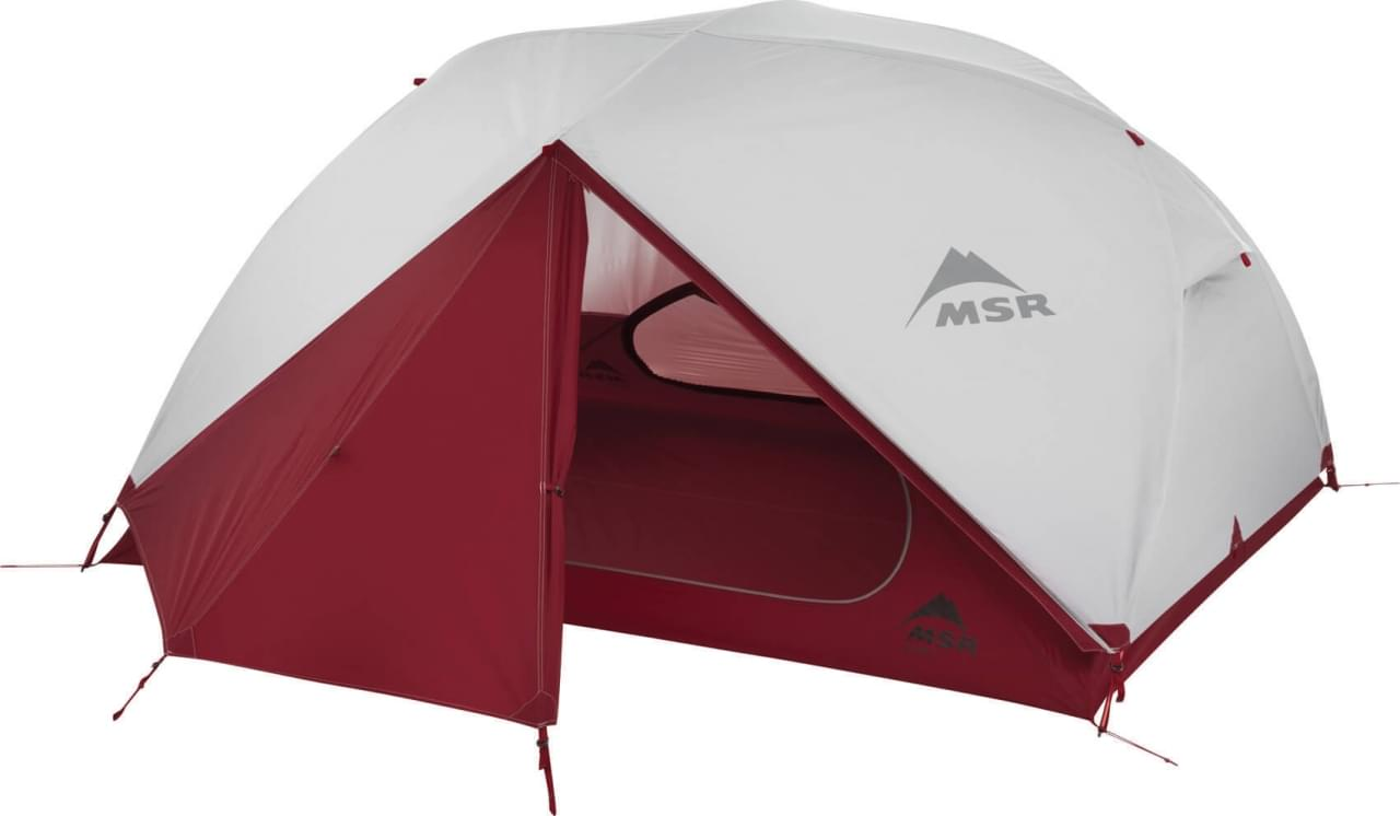 MSR Elixir 3 - 3 Persoons Tent - Grijs