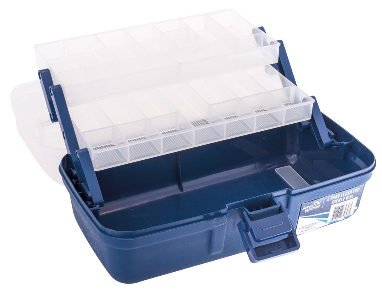 LFT Jarvis Walker 2-TrayTackle Box
