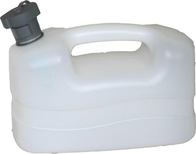 Travellife Travellife jerrycan luxe met tuit 5L Jerrycans / wateropslag > water » Jerrycans en waterzakken