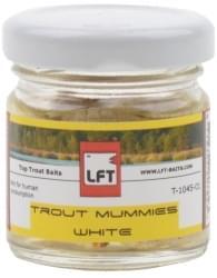 LFT Trout Mummies White