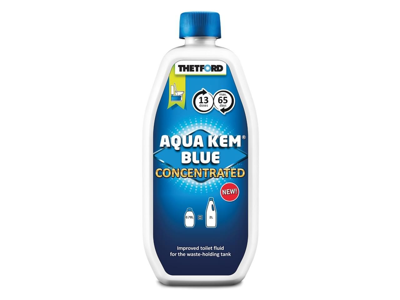 Thetford Aqua kem blue Concentrated