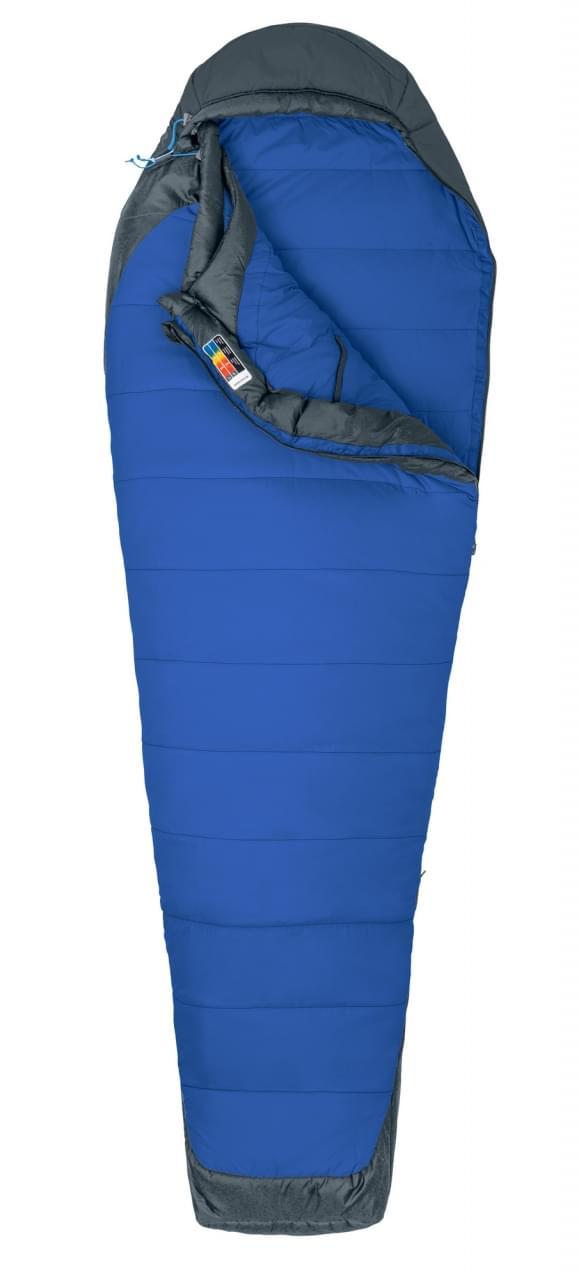 Marmot Trestles Elite 15 Reg LZ Mummy Slaapzak Synthetisch - Blauw