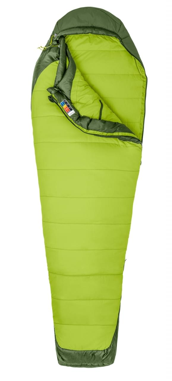 Marmot Trestles Elite 30 Long Mummy Slaapzak Synthetisch