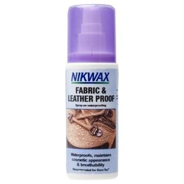 Nikwax Fabric & Leather Spray-on