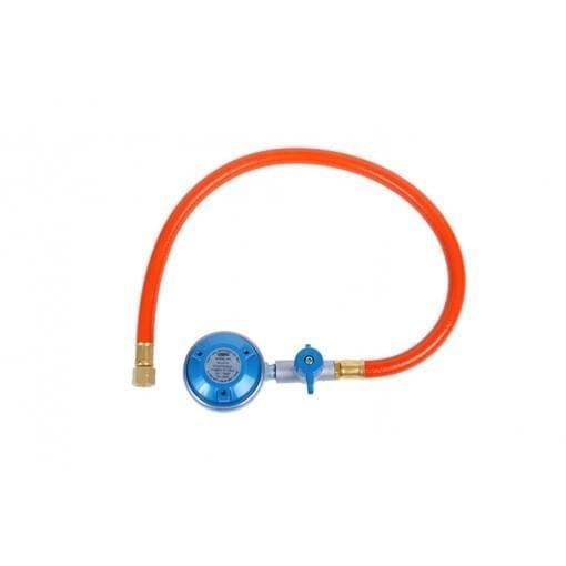 Cadac EN417 Gasdrukregelaar met Slang