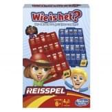 Hasbro Wie Is Het? Reisspel
