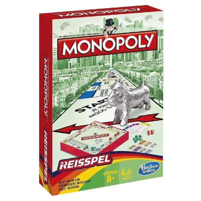Hasbro Monopoly Reisspel