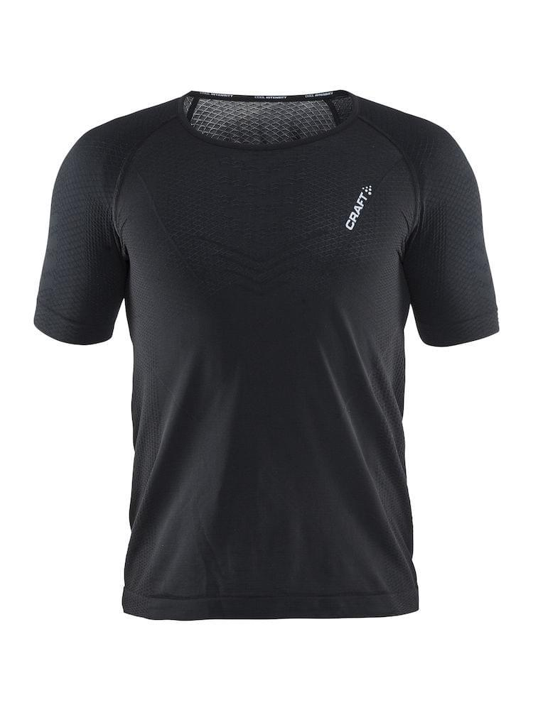 Craft Cool Intensity SS Baselayer Zwart