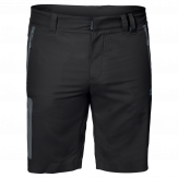 Jack Wolfskin Active Track Shorts Men 46 Black