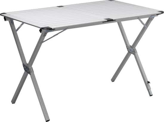 Campart Travel Texas 110 x 70 cm Camping Roltafel