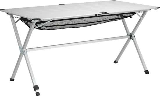 Campart Travel Michigan 140 x 80 cm Camping Roltafel