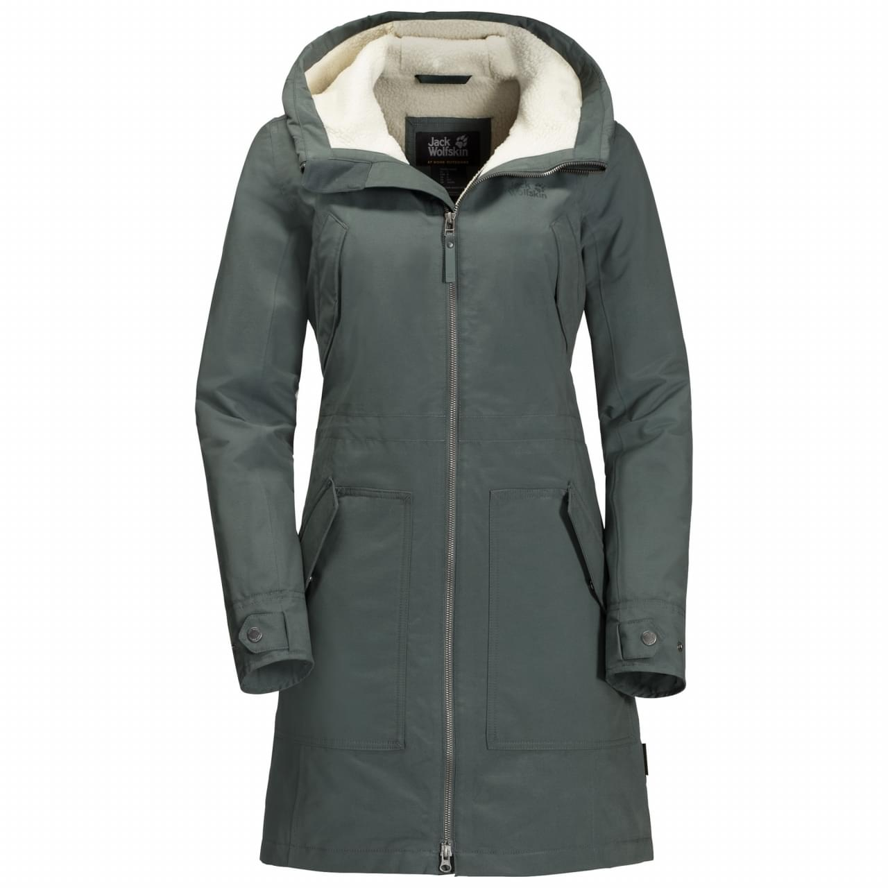 Jack Wolfskin Rocky Point Parka Dames