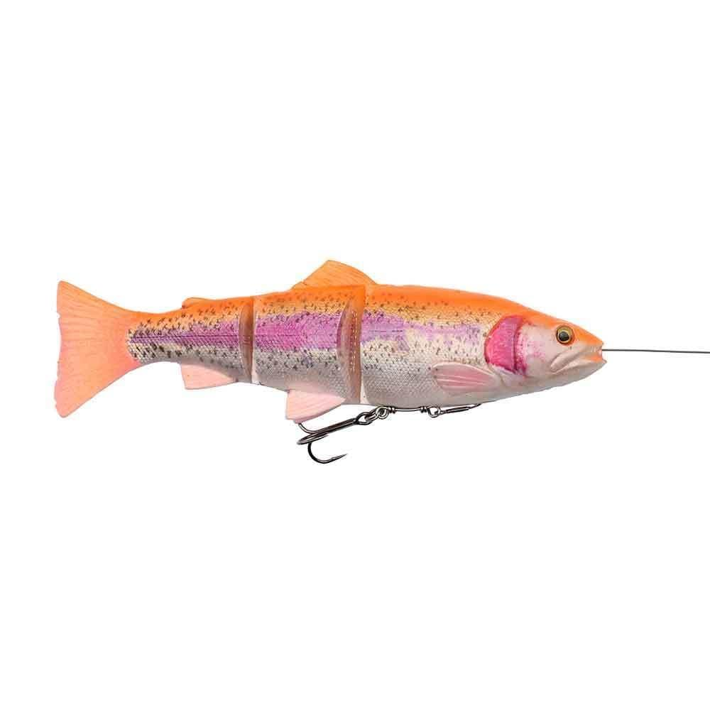 Savage Gear 4D Line Thru Trout MS Oranje