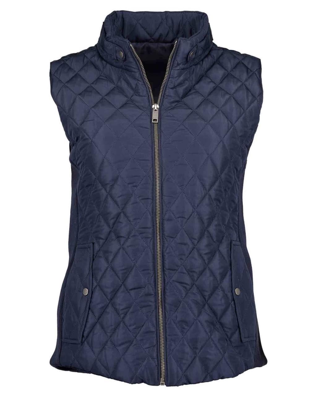 Blue Seven Mouwloos Vest Dames