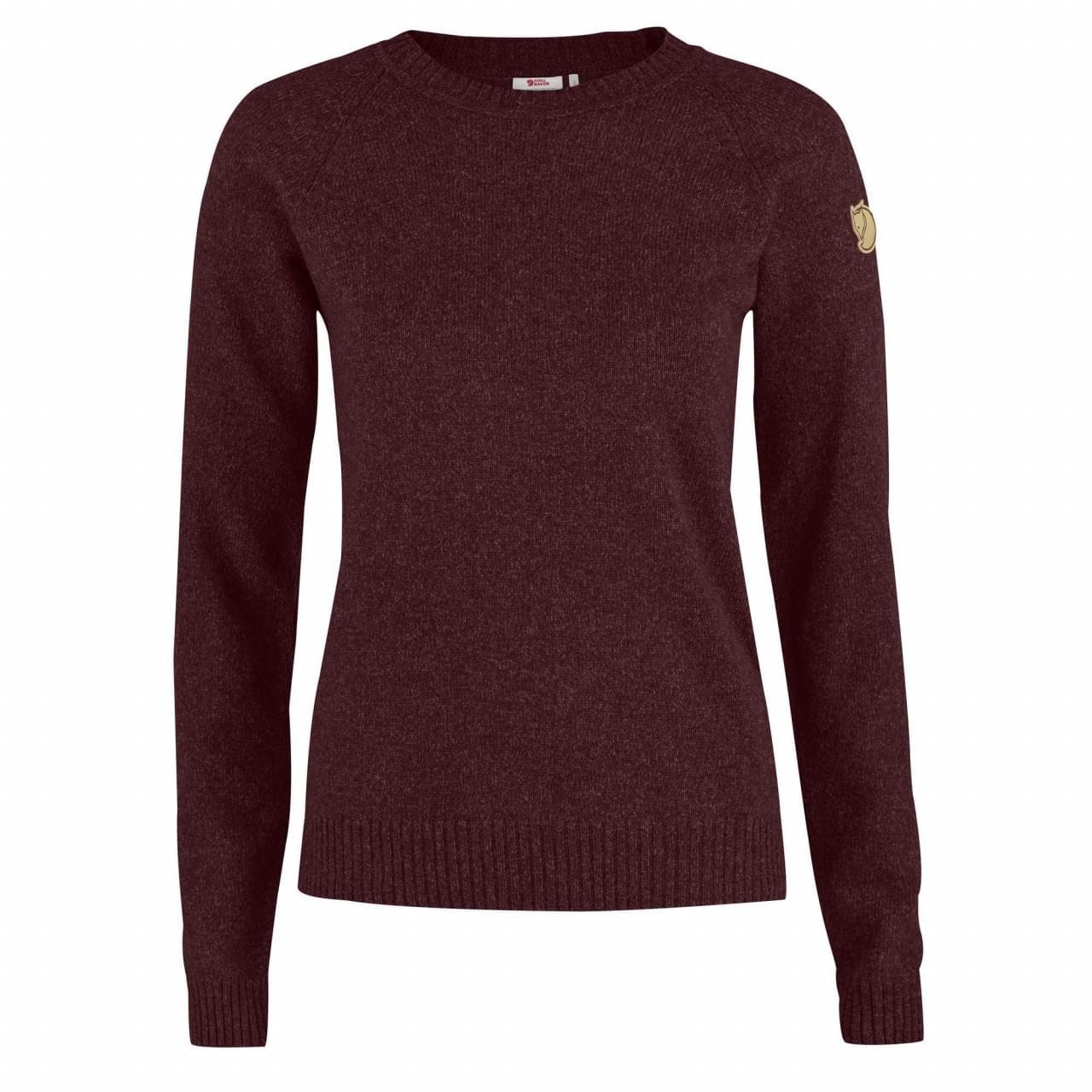 Fjallraven Ovik Re-Wool Sweater Dames