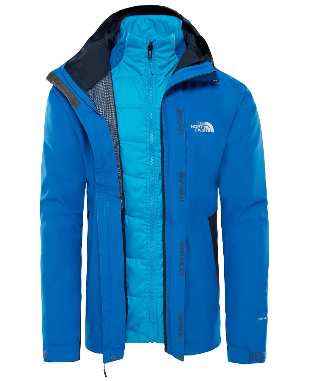 The North Face Merak Triclimate Winterjas Heren