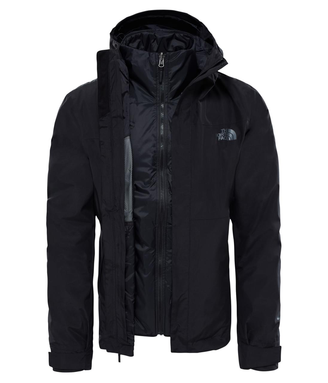 The North Face Naslund Triclimate Winterjas Heren