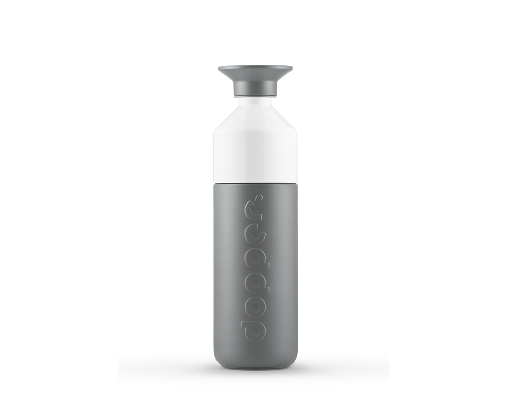Dopper Insulated thermosfles 580 ml Glacier Grey
