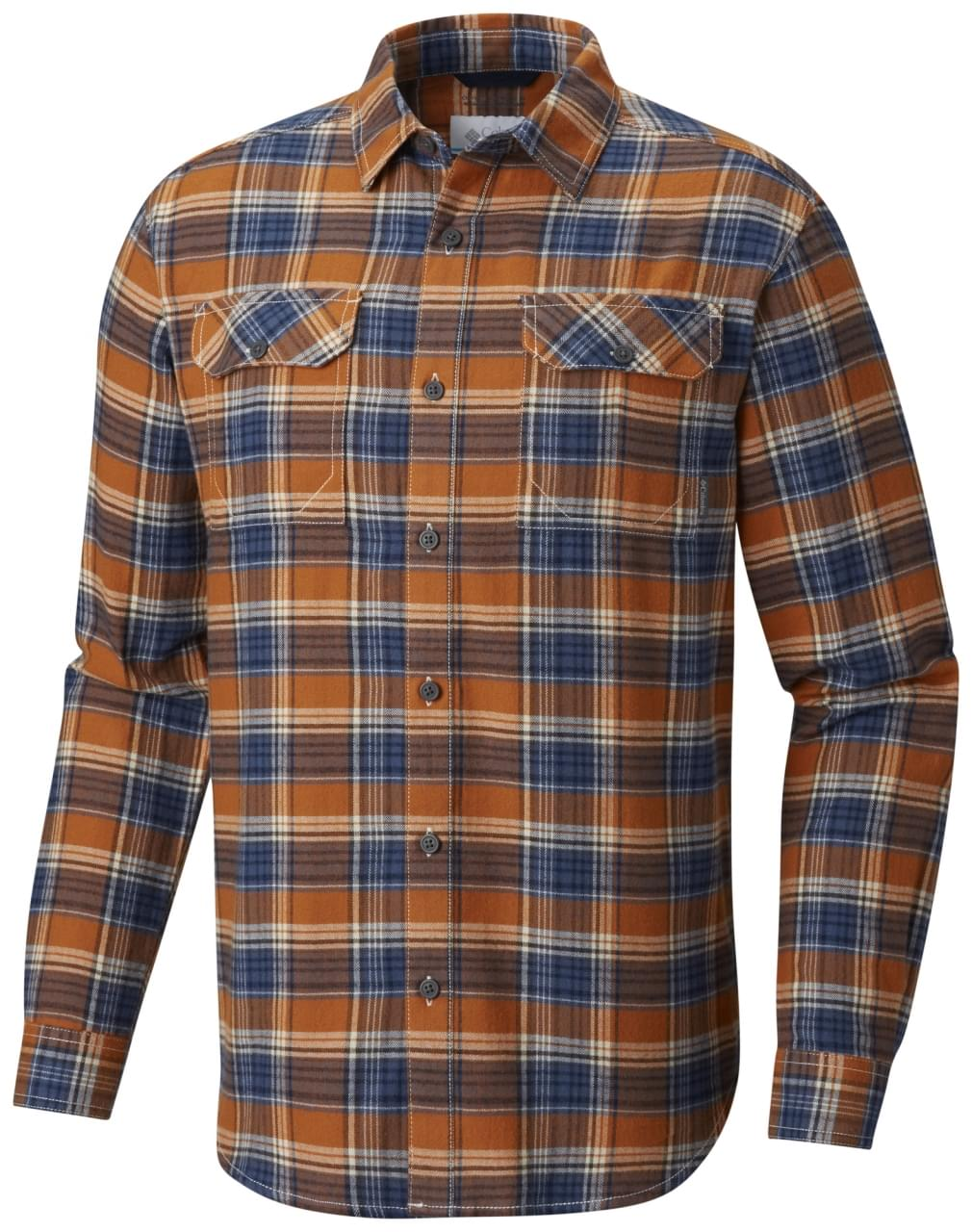 Columbia Flare Gun Flannel III Blouse Heren