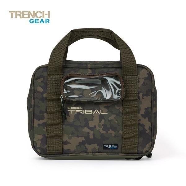 Shimano Trench Gear Rod Buzzer Bar Bag