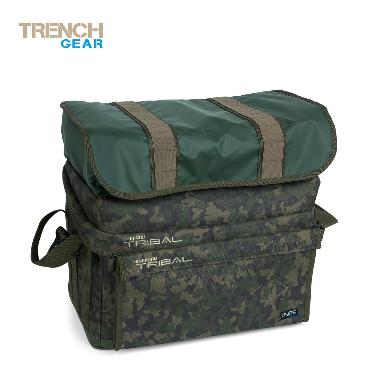Shimano Trench Compact Carryall Incl. Aero Qvr Strap Advanced