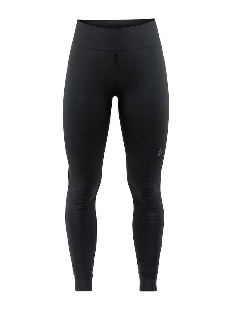 Craft Warm Comfort Pant Dames Black
