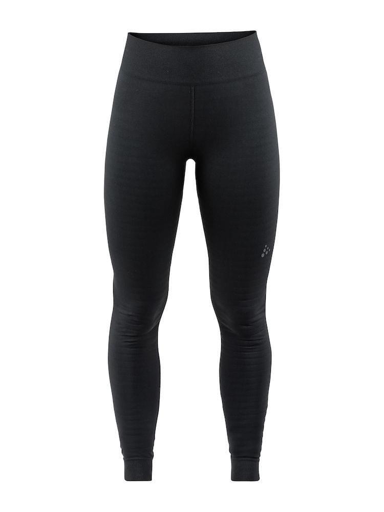 Craft Warm Comfort Pant Dames Black