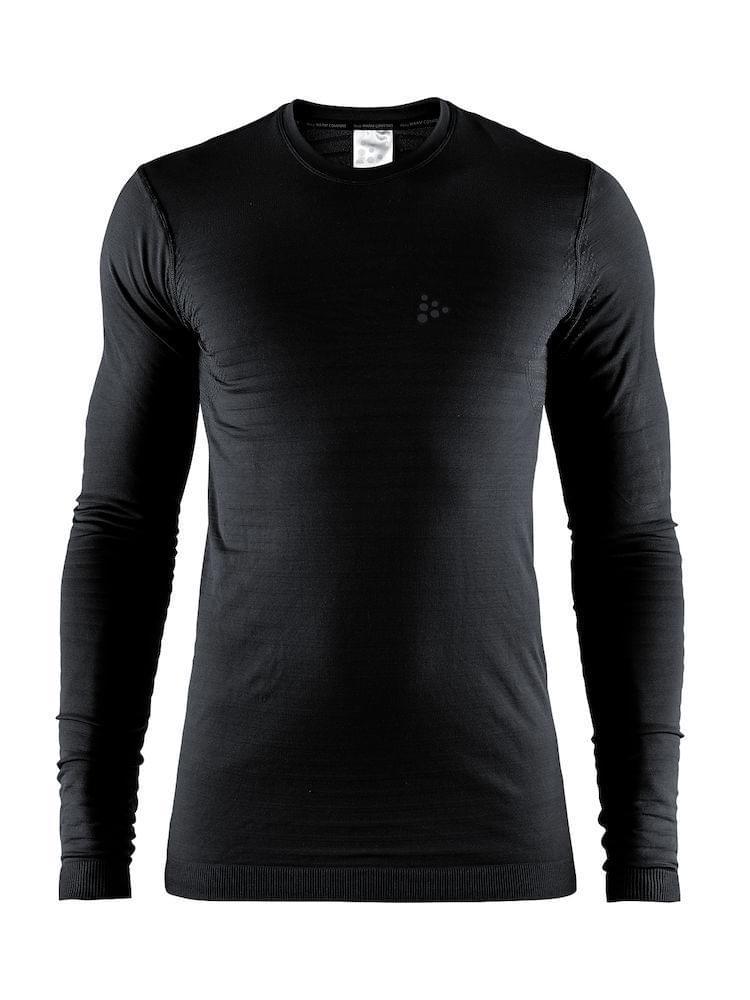 Craft Warm Comfort LS Heren Black