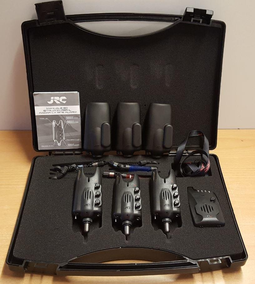 JRC Radar Cx Set 3+1 Special edition