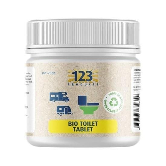 123 Bio Toilet Tablet