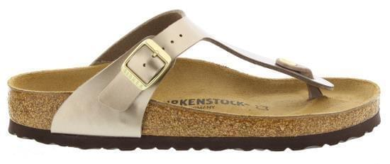 Birkenstock Gizeh Electric Metallic Regular Slipper Dames