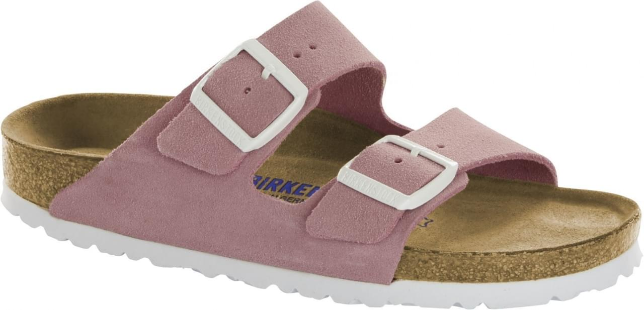 Birkenstock Arizona SFB Rose Narrow Slipper Dames