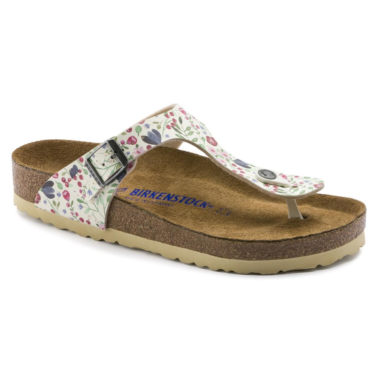 Birkenstock Gizeh SFB Meadow Flowers Slipper Dames