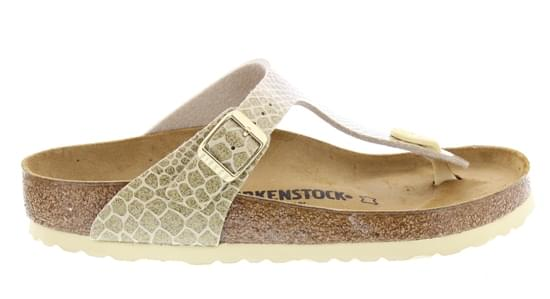 Birkenstock Gizeh Magic Snake Regular Slipper Dames