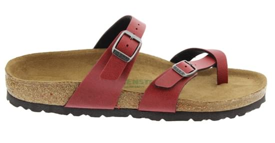 Birkenstock Mayari Pull Up Regular Slipper Dames